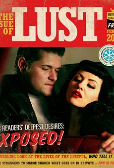 The 2013 Metro Times Lust Issue