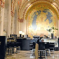 The 85-year-old Guardian Building stands tall and strong