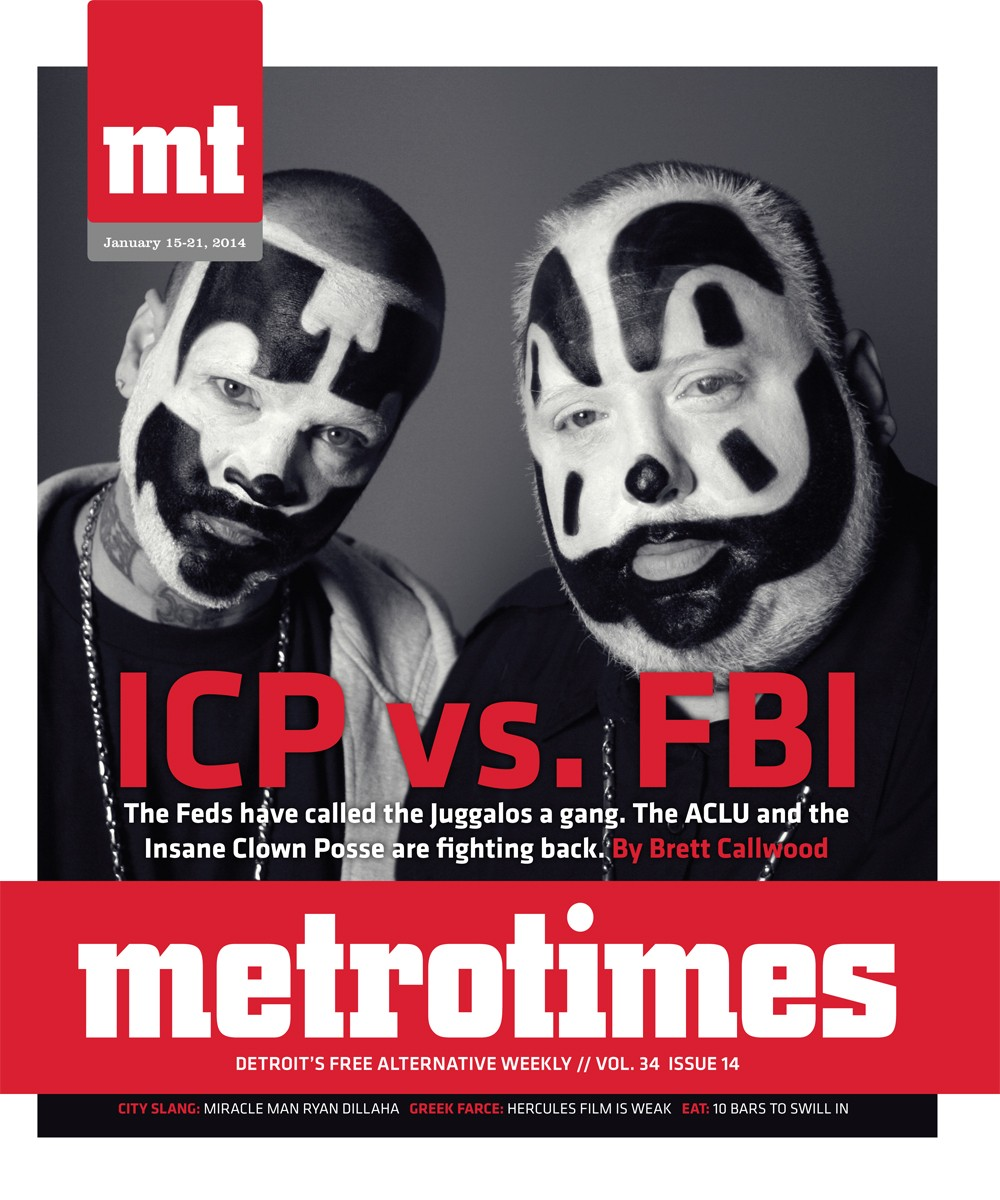 The ACLU and Insane Clown Posse Fight The Feds | Local News