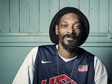 The artist formerly known as Snoop Dogg.
