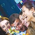 The big bar night