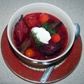 A few local places that serve borscht