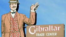 The Gibraltar Trade Center has a sort of charm that is akin to a carnival