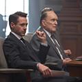 'The Judge' delivers misdemeanor entertainment, despite A-List cast