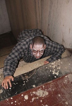 The Thrill of the Scare: Erebus
