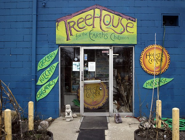 The Treehouse in Farmington. - MT PHOTO: ROB WIDDIS