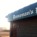 There's no pretensions at Donovan's