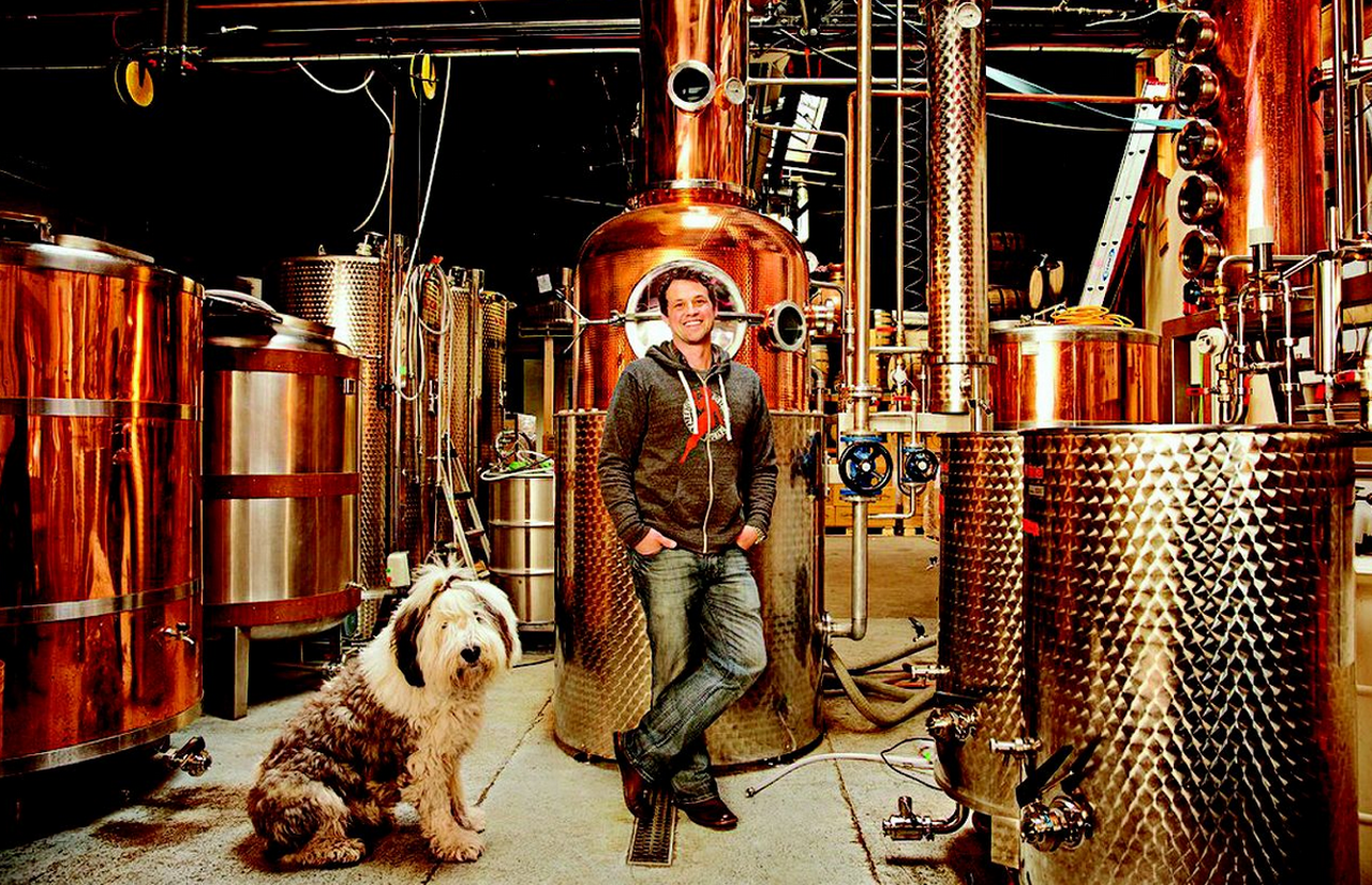 These Liquor Distilleries Are Putting Detroit On The Distilling Map