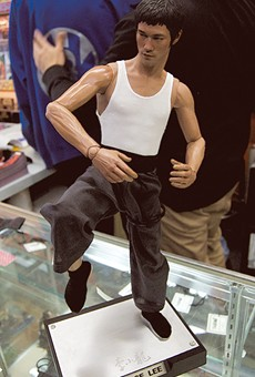 This Bruce Lee statue can be yours for a cool $500