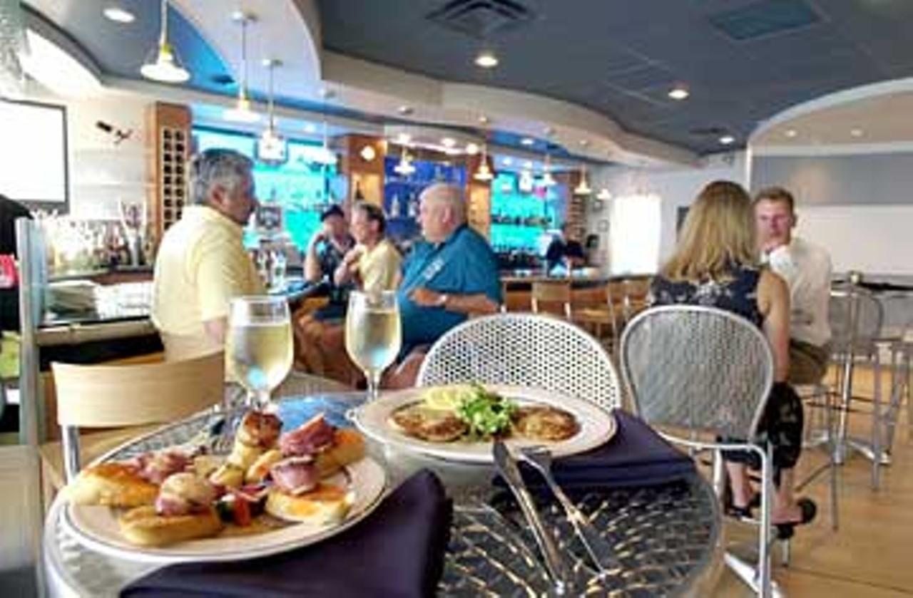 Tin fish resort greater detroit area american for Tin fish restaurant