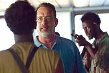 Tom Hanks plays Captain Richard Phillips a veteran mariner possessed with a cool professionalism.