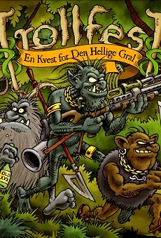 Trollfest 11/23 @ the Token Lounge, Westland  Hard drinking folk metallers from Norway (hence the troll theme). On a bill with Alestorm, this should be quite a night.