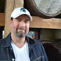 Two James Distillery's David Landrum