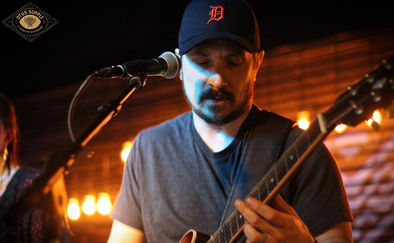 Otus Supply ramps up music performances with outdoor tent, livestream sessions