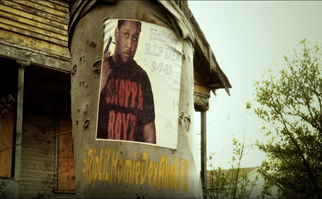 New doc looks at the life of the late Detroit rapper Dex Osama