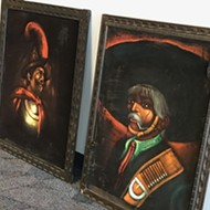 Mexicantown exhibit elevates the art of black velvet paintings