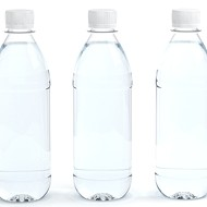 Plastic fibers found in 90 percent of bottled water in the U.S.
