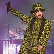 Boy George and Culture Club are coming to DTE Energy Music Theatre this summer