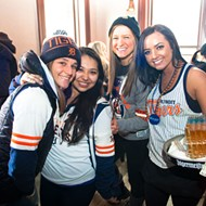 A selection of Detroit Tigers Opening Day parties