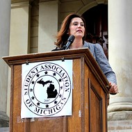 Whitmer donates MSU dean contributions following Nassar scandal