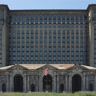 Nolan Finley really, really, really hates Michigan Central Station