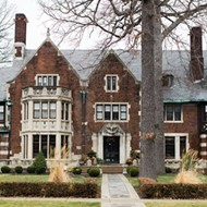 Here's your chance to tour Detroit's Charles T. Fisher mansion before it transforms