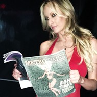 Stormy Daniels' Detroit stop shows she's beating Trump at his own game