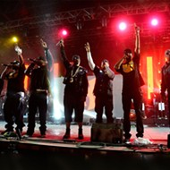 Wu-Tang Clan to close out Movement a quarter-century after the hip-hop supergroup's breakthrough
