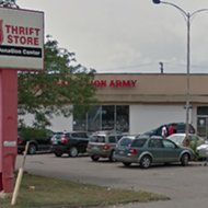 Until June 4, everything at this Salvation Army in Pontiac is priced at 50 cents