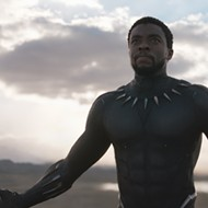 Lawrence Tech chemists published an academic paper on vibranium, the fictitious metal from 'Black Panther'