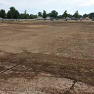 Once again, the Grand Prix tore up Belle Isle, and it's a muddy mess