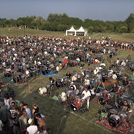 Hundreds of musicians invited to perform the White Stripes' 'Seven Nation Army' simultaneously on Belle Isle