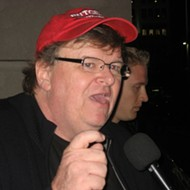 Filmmaker Michael Moore makes endorsement in Michigan governor's race