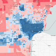 New map shows if your Detroit neighborhood is filled with Trump voters