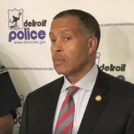 Detroit police chief reacts to officer beating naked woman