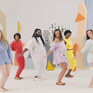 "Tunde Olaniran teams up with Detroit artist Ellen Rutt for ""I'm Here"" video"