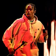 Chart-topping Travis Scott brings 'Astroworld' to Little Caesars Arena