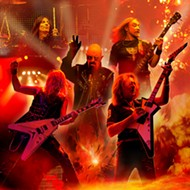 Bassist Ian Hill on maintaining the firepower of Judas Priest
