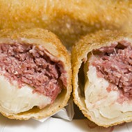 One community's fight against Asian corned beef egg rolls