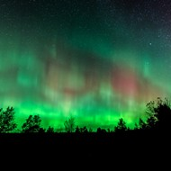 Geomagnetic storm could bring Northern Lights to Michigan as early as tonight