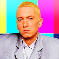 Here's what Eminem would sound like as a Talking Heads song