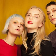 English indie trio Dream Wife serves up patriarchal revenge at El Club