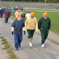 Michigan inmates donate to cancer research foundation ChadTough, run 5K race