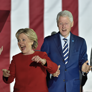 Bill and Hillary Clinton are going on tour with a stop in Detroit