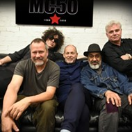MC50 will celebrate 50 years of 'Kick Out the Jams' with live recording