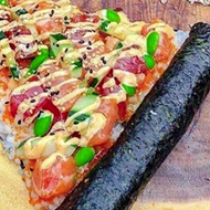 Detroit will soon be getting sushi pizza – because of course it is