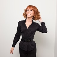 How comedy's ultimate gossip girl Kathy Griffin survived public exile