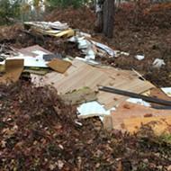 Rangers seek information on three truckloads of trash dumped at Sleeping Bear