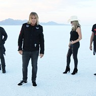 Mike Peters returns to lead Welsh rockers the Alarm at the Magic Bag