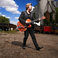 The Brian Setzer Orchestra celebrates 15 years of 'Christmas Rocks!'